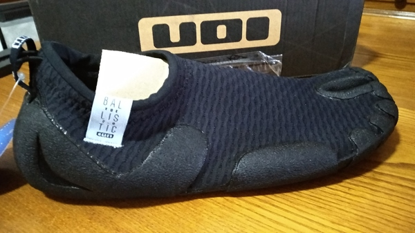 Ion - Balistic toes 2.0 es