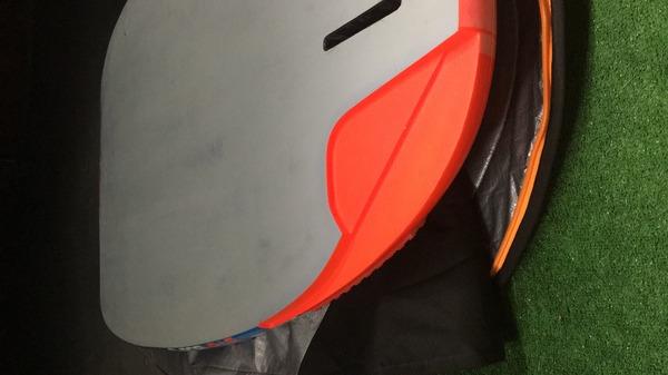 Starboard - ULTRASONIC 147 reflex carbon Foil