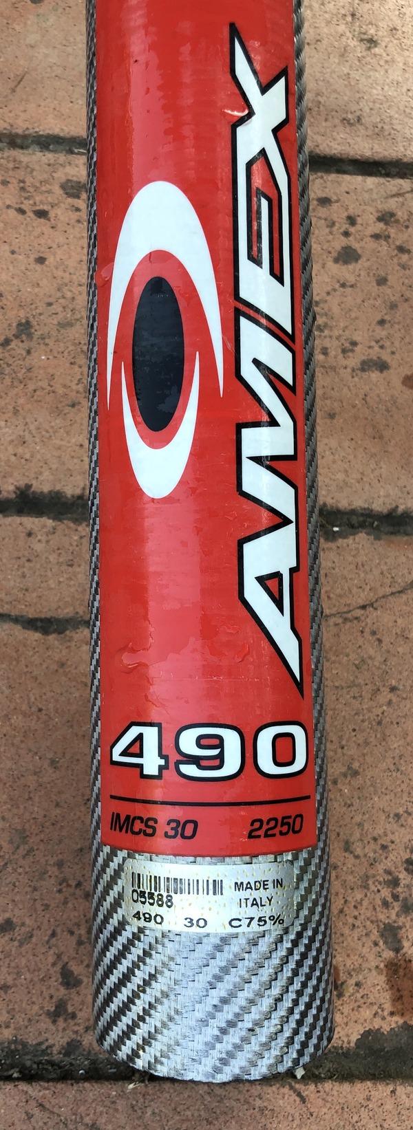 Amex - 490 Crosscut 75 Carbon SDM