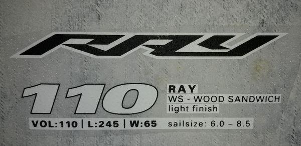 Fanatic - Ray 110