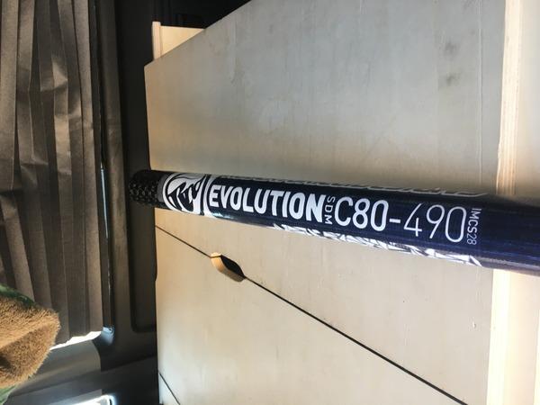 Rrd - Evolution 490 sdm c80%