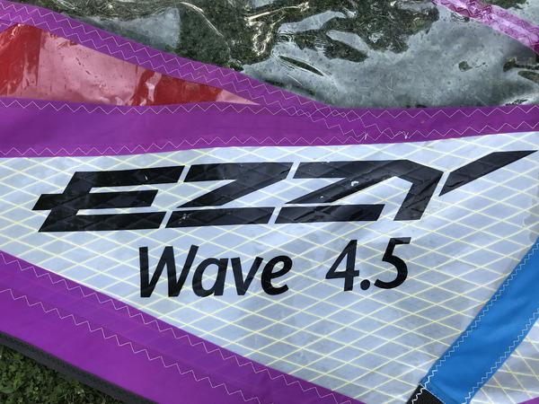 Ezzy Sails - Wave 4.5