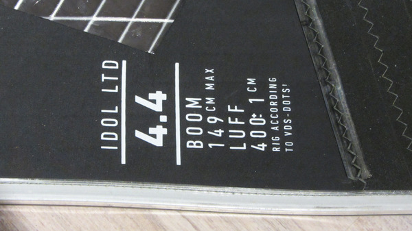 Duotone - Idol LTD 4.4 Demo €270
