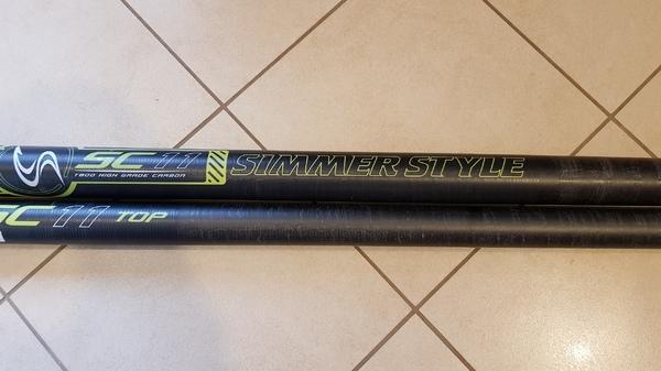 Simmer Style - SC11 490 100% ck
