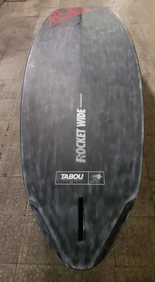 Tabou - Rocket 110/17 ltd wide