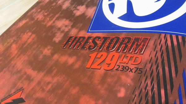 Rrd - FIRESTORM 129 LTD 2014 Usata Ottime Condizioni