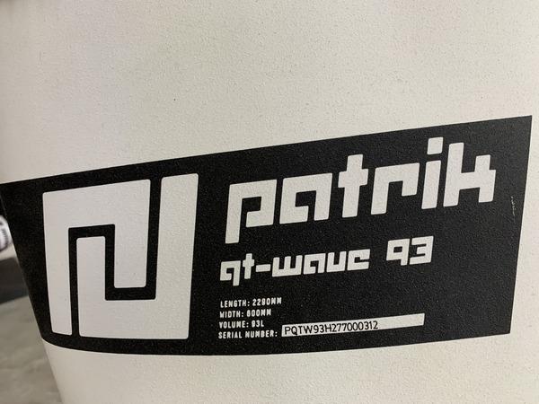 Patrik Diethelm - QT-Wave 93 GET