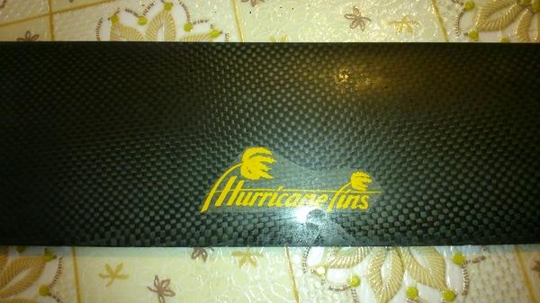 altra - Hurricane Fins Race