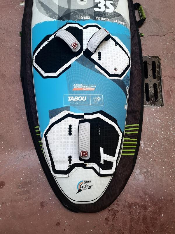 Tabou - 3S LTD, PERFETTA