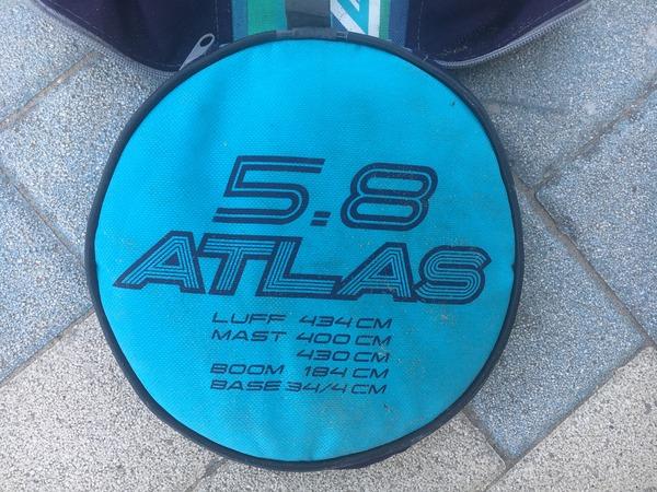 Neil Pryde - Atlas