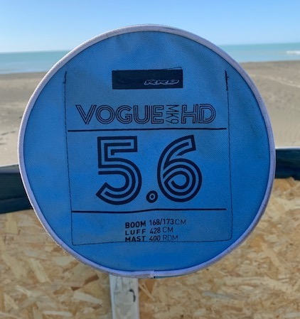 Rrd - Vogue HD MK9 5,6