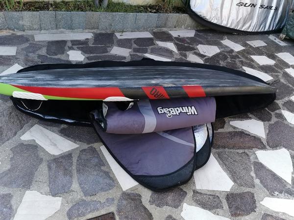 altra - Custom Full Carbon Miro Slalom 107