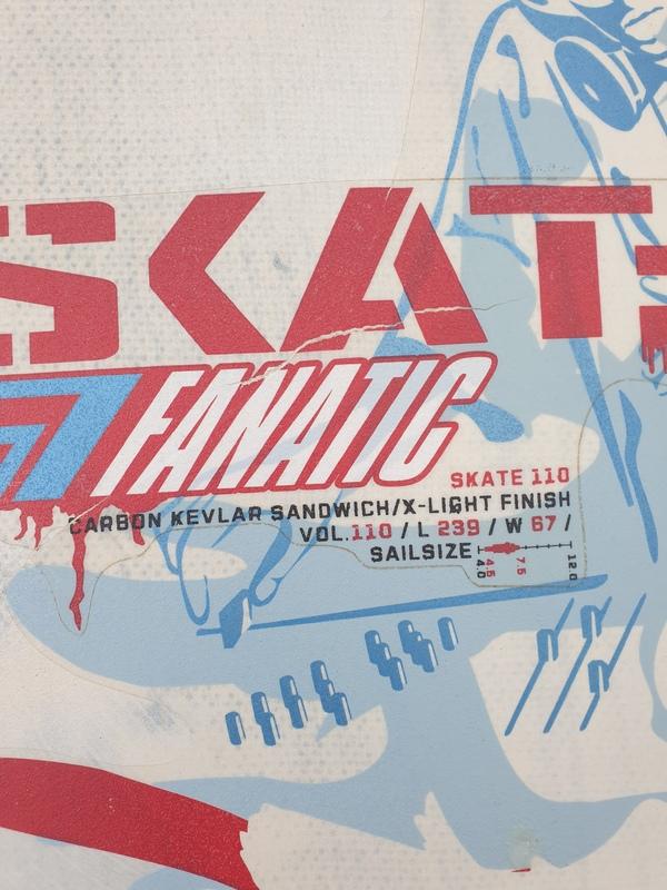 Fanatic - Skate