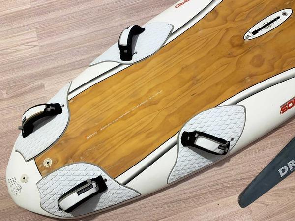 Starboard - iSonic 133 Lt 2005 Usata Buone Condizioni *SPEDIZIONE GRATUITA IN ITALIA*