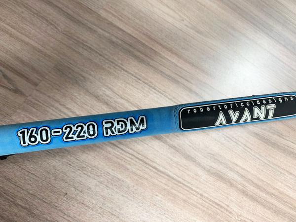 Rrd - Boma Avant RDM 160/220 usato buone condizioni *SPEDIZIONE GRATUITA IN ITALIA*