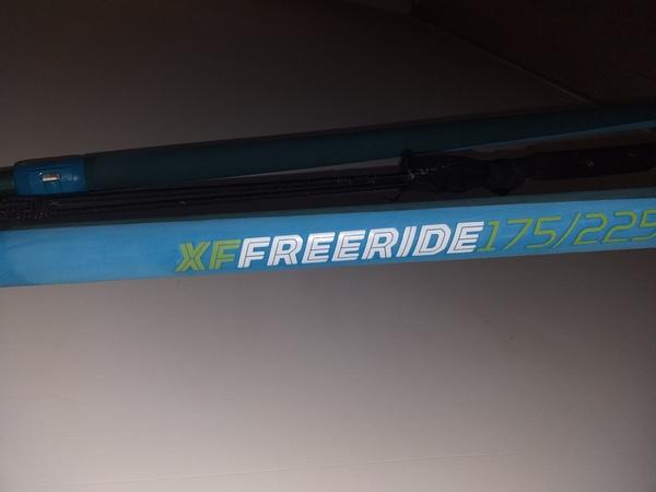 Neil Pryde - Xf  175 225 top di gamma alluminio