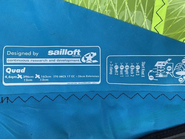 Sailloft Hamburg - Quad 4.6