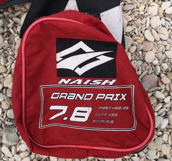 Naish - Grand Prix 7.8