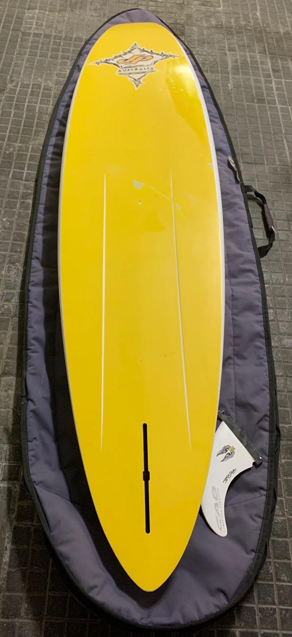 Jp - Wave 251 78 L con pinna e sacca