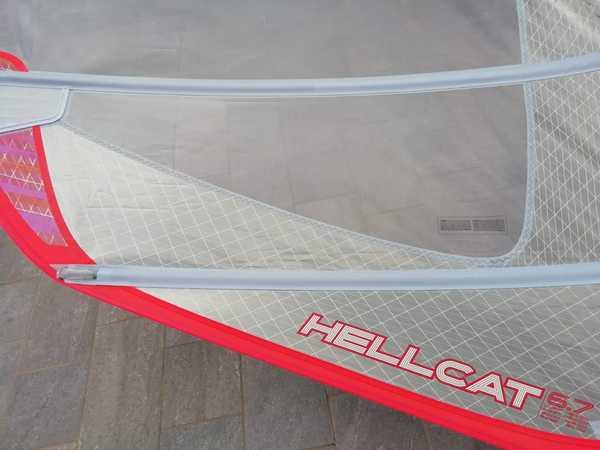 Neil Pryde - Hellcat