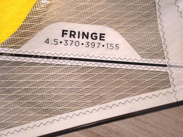 Goya - Fringe 4.5 2016 Nuova €350