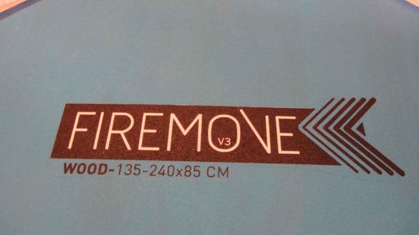 Rrd - FIREMOVE WOOD V3 135 lt Usata Buone condizioni