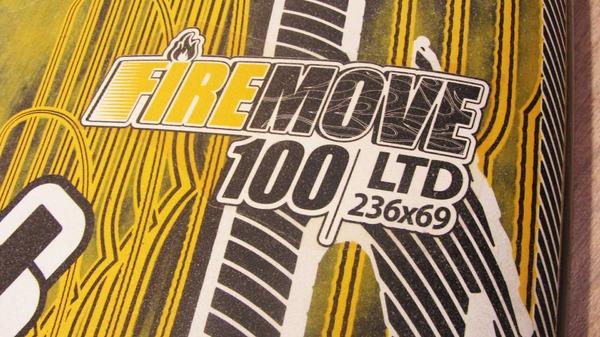 Rrd - FIREMOVE LTD 100 lt Usato Ottime Condizioni