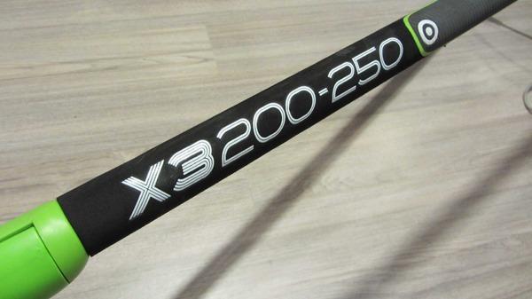 Neil Pryde - X3 200 - 250 Usato Perfette Condizioni
