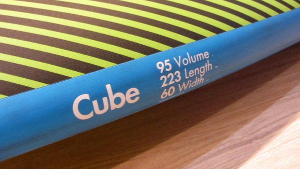 Quatro - Cube 95 2019 Carbon S Glass Demo