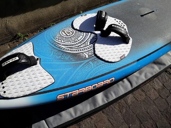 Starboard - NuEvo 120 carbon