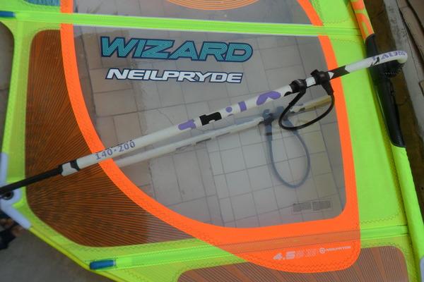 Neil Pryde - Wizard 4.5