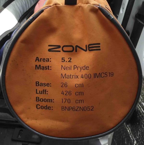 Neil Pryde - zone 5.2