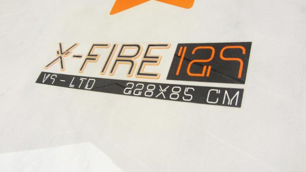 Rrd - X-FIRE LTD V9 129 lt Usato Ottime Condizioni