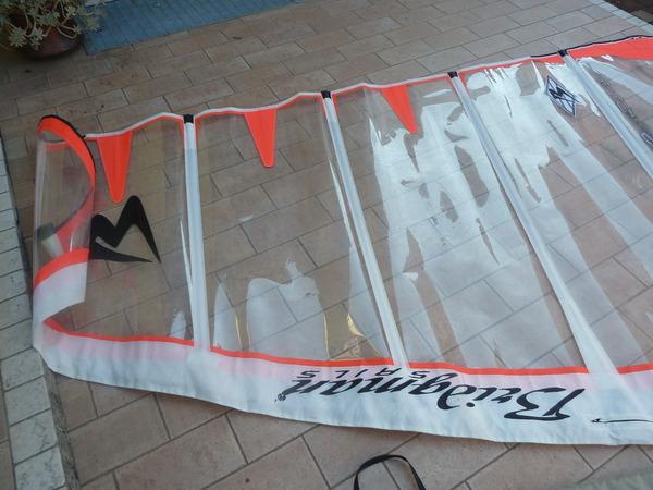 Bridgam Sails - pro race