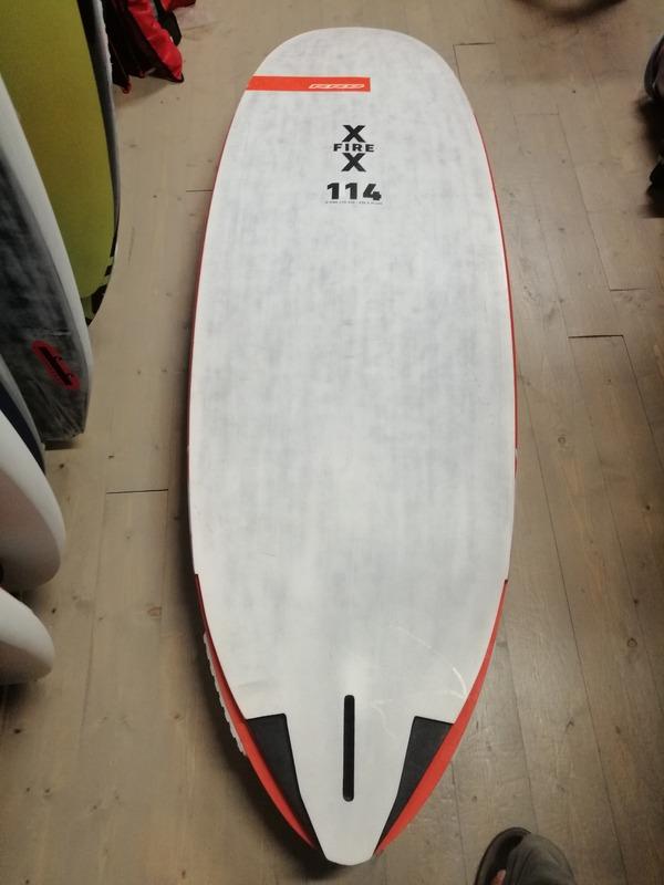 Rrd - X-Fire 114 lt Ltd V10