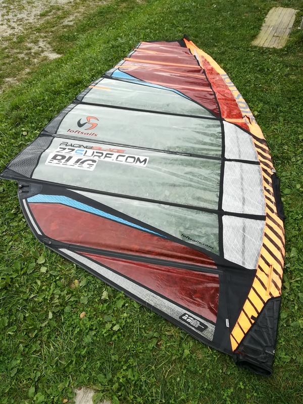 Loft Sails - RacingBlade 8.6 2016