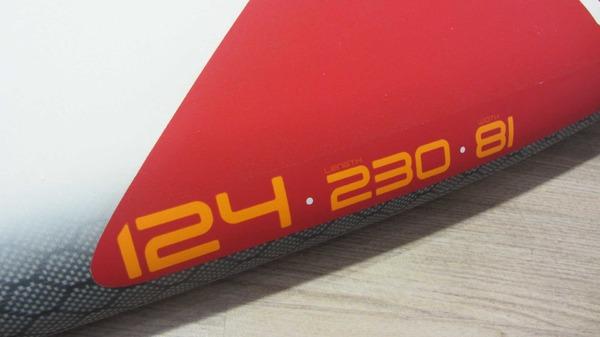 Starboard - CARVE IQ 124 lt 2019 Starlite PREZZO BOMBA!