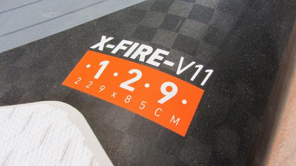 Rrd - X-Fire 129 lt V11 Demo