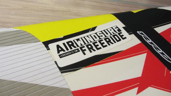 Rrd - AIRWINDSURF 150 lt Usata Ottime condizioni €500