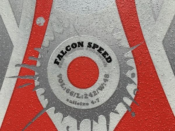 Fanatic - Falcon Speed