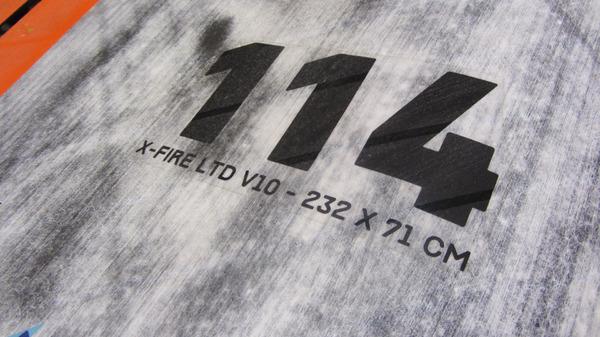 Rrd - X-Fire Ltd V10 114 lt 2018 Usata Perfette Condizioni