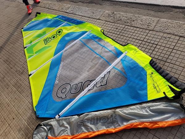 Sailloft Hamburg - QUAD 4.0-4.4-5.0 DEL 2019