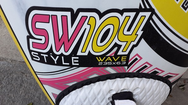 99 Novenove - STYLE WAVE 104