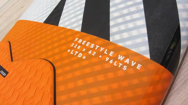 Rrd -  Freestyle Wave Ltd 96 lt Y25 DEMO *SPEDIZIONE GRATUITA IN ITALIA*