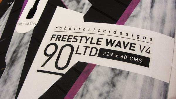 Rrd - Freestyle Wave V4 90 Ltd Usata *SPEDIZIONE GRATUITA IN ITALIA*