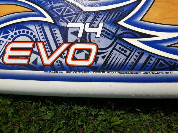 Starboard - Evo 74