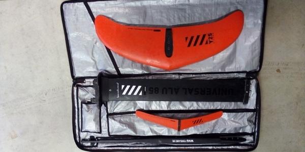 Rrd - Pocket Rocket + hydrofoil