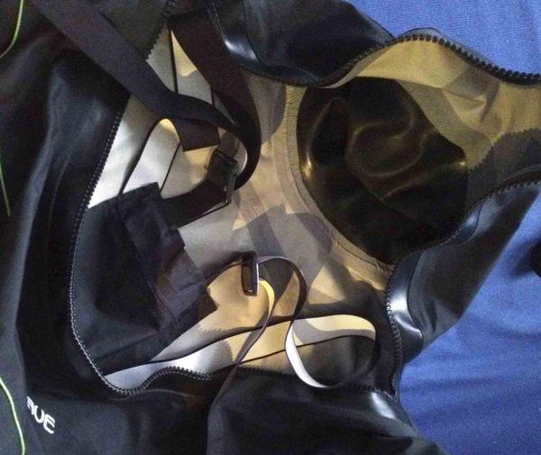 Underwave - vostok dry suit