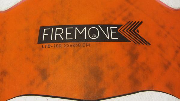 Rrd - Firemove LTD 100lt Usata Ottime Condizioni *SPEDIZIONE GRATUITA IN ITALIA*