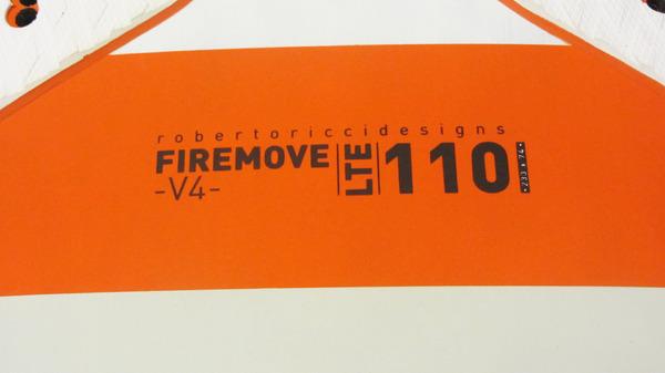Rrd - Firemove LTE 110 lt V4 Usata Ottime Condizioni *SPEDIZIONE GRATUITA IN ITALIA*